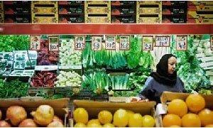 افزایش ۴۰ درصدی قیمت مواد غذایی در ماه رمضان