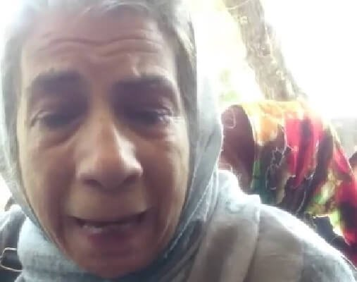 مادر مالباخته در مشهد