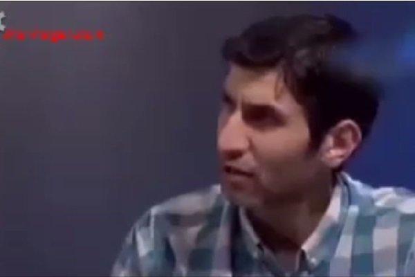 اعترافات تلویزیونی عکس