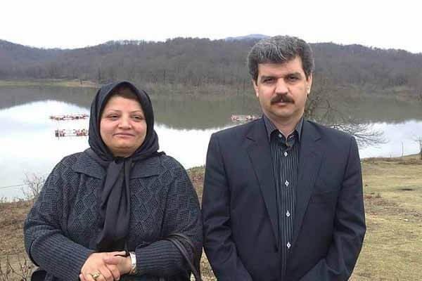 فراخوان همسر رضا شهابی