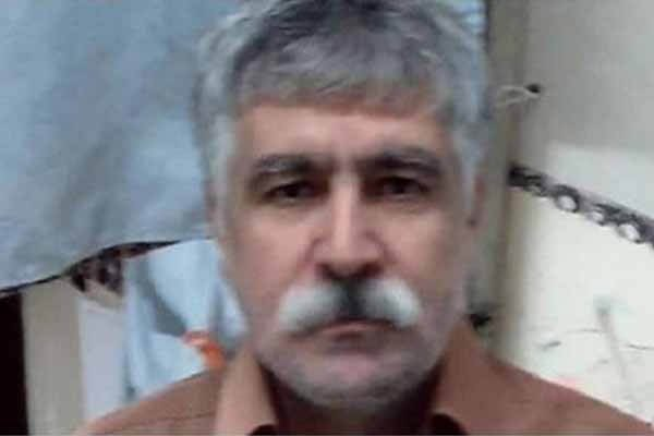 اعتصاب غذای محمد نظری