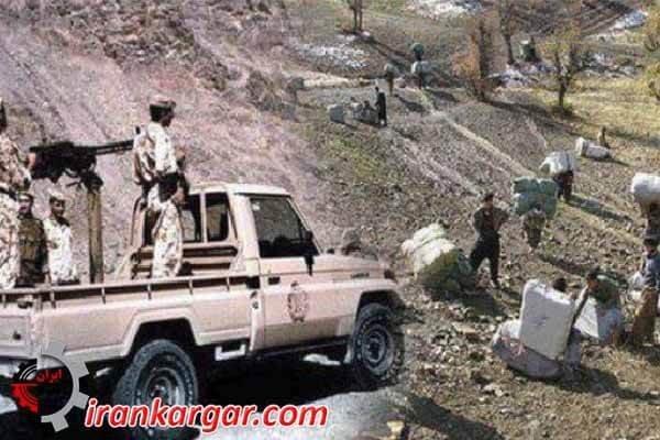 شلیک مستقیم به کولبران