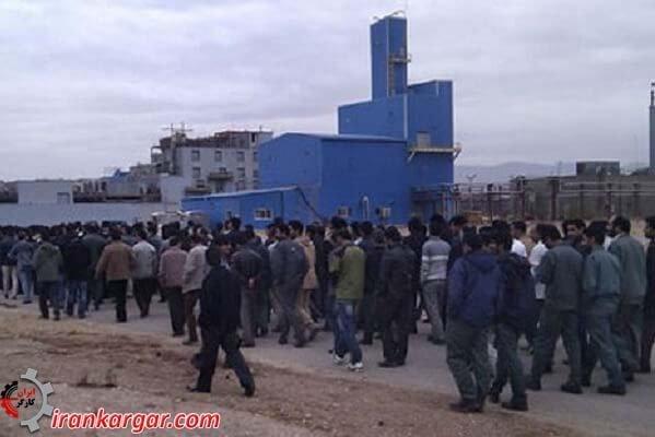 اعتصاب کارگران نیشکر