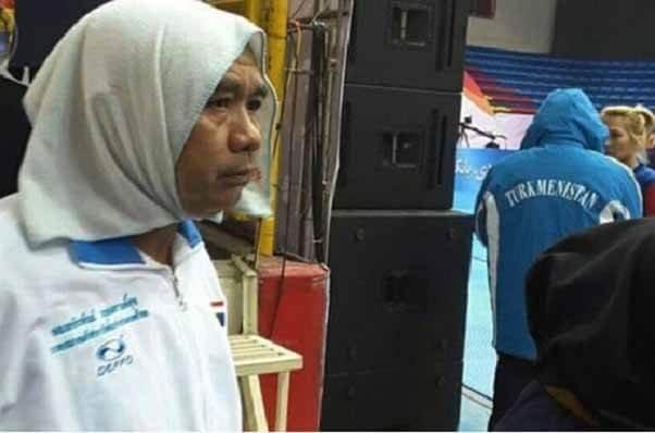 ورزش مربی تایلندی