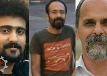 اعتصاب غذای دو درویش گنابادی و سهیل عربی در اعتراض به بیاطلاعی از ۸ درویش دیگر