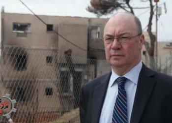 معاون وزیر خارجه بریتانیا
