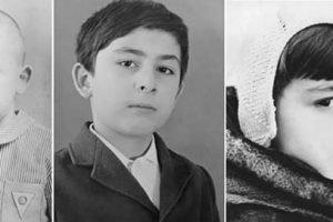 میخائیل ساکاشویلی، دوران کودکی و نوجوانی رهبران جهان