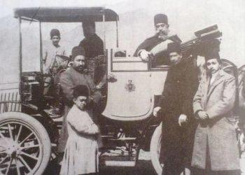 اولین اتومبیل - نخستین اتومبیل