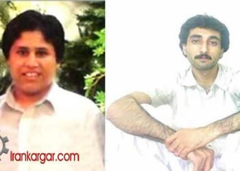 محمدصابر ملکرئیسی و شیراحمد شیرانی در زندان اردبیل