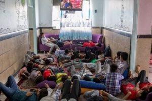 گزارش وضعیت نابسامان مرکز پذیرش و ساماندهی کودکان کار «یاسر»