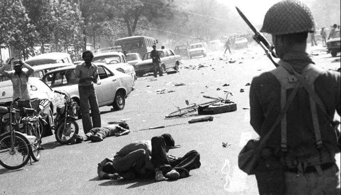 ۱۷ شهریور ۱۳۵۷ جمعه سیاه، روز کشتار مردم بیسلاح توسط دیکتاتوری شاه