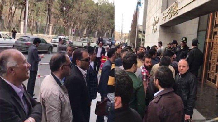 اعتراض کارگران آذرآب