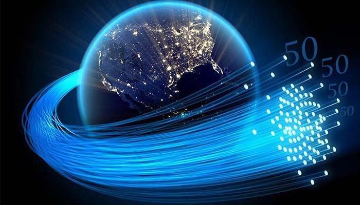 پنچاهسالگی اینترنت
