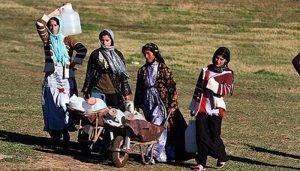زندگی زنان روستایی