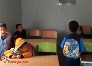 وضعیت مدارس کانکسی در شهرستان آق قلا