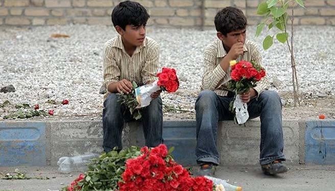 نرخ بیکاری کودکان کار و بیکاری