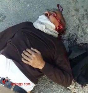 اعتراضات شیراز