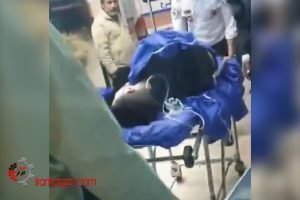 مجروحان تظاهرات