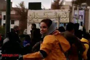 قتل بیرحمانه دو تن از معترضین با شلیک مستقیم توسط مامورا