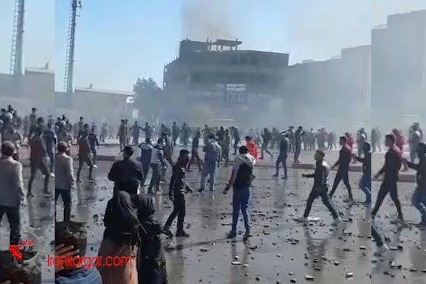 کرمانشاه گرانی بنزین