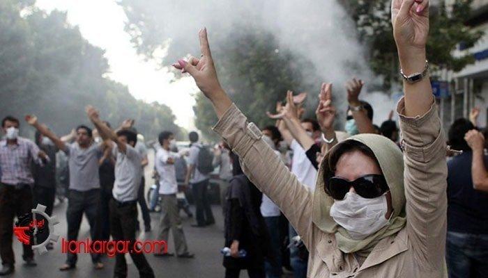 فیگارو اعتراضات در ایران