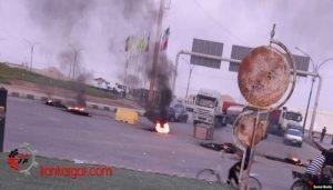 کشتار مردم در ماهشهر