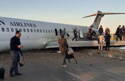 پرواز تهران - ماهشهر