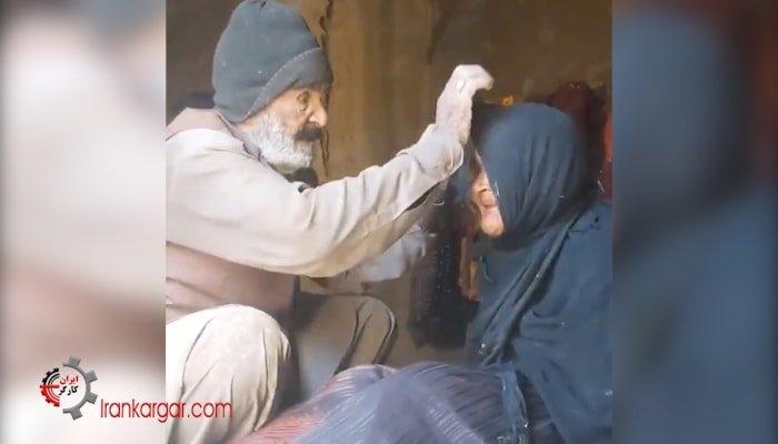 مردم روستاهای سیل زده بلوچستان