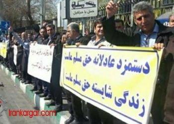 بیانیه سندیکای کارگران شرکت واحد اتوبوسرانی تهران