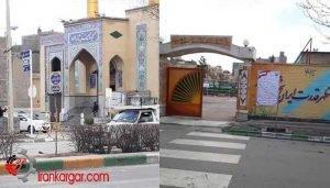 مشهد مراکز خالی انتخابات