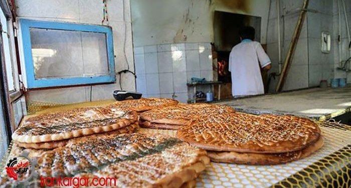 افزایش قیمت نان در خوزستان