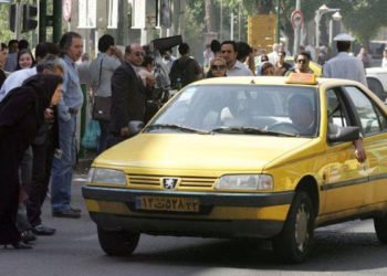 کرایه تاکسی