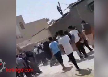 تخریب خانه های مردم در بوشهر