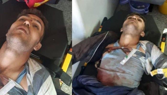 جانباختن یک کولبر بر اثر شلیک نیروهای نظامی در مرز چالداران