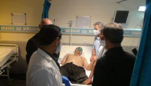 حادثه گازگرفتگی در معدن سنگ بیتومین گیلان غرب