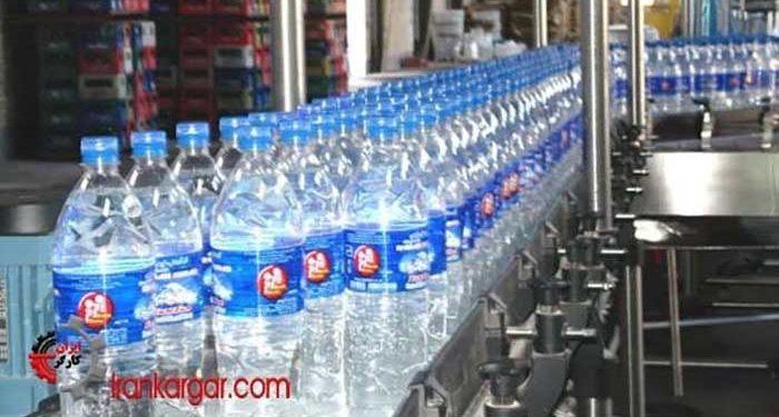 اعتراض - تعطیلی شرکت آب معدنی داماش