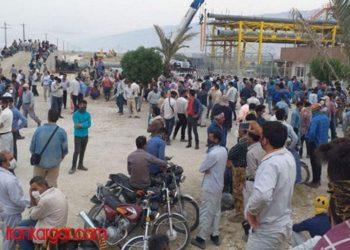 جمع بندی اعتصاب کارگران پتروشیمی، پالایشگاه ها