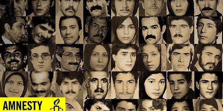 گزارش تکاندهنده «اسرار به خون آغشته» عفو بینالملل از کشتار سال ۶۷