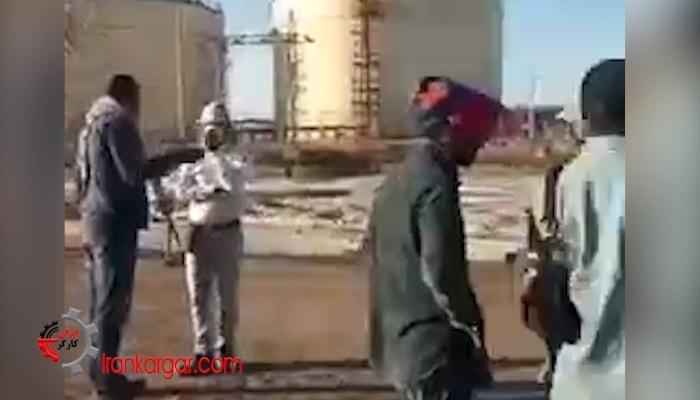 اعتصاب کارگران پالایشگاهها