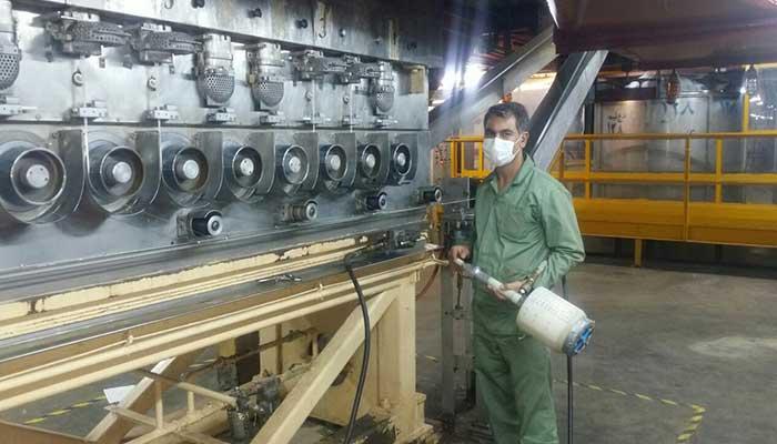 کارخانه پلی اکریل اصفهان