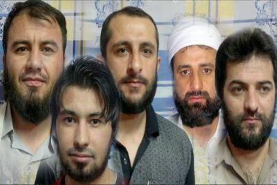 حکم اعدام ۷ تن از زندانیان عقیدتی ـ سیاسی اهل سنت