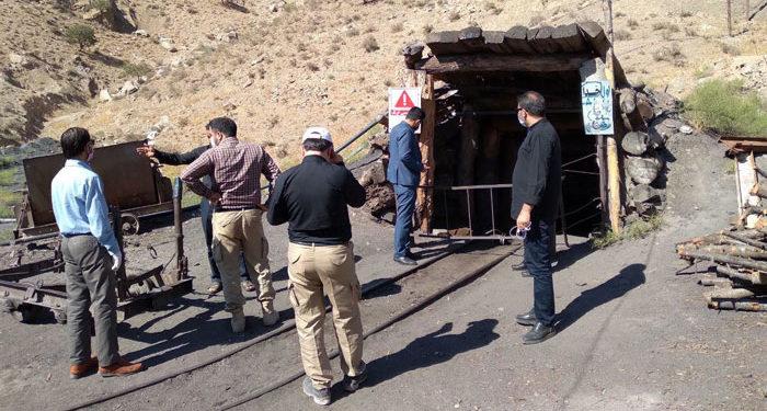 کارگران معدن آق دربند سرخس