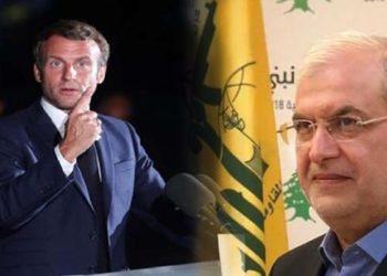 حزبالله لبنان در زیر تیغ هشدار ماكرون