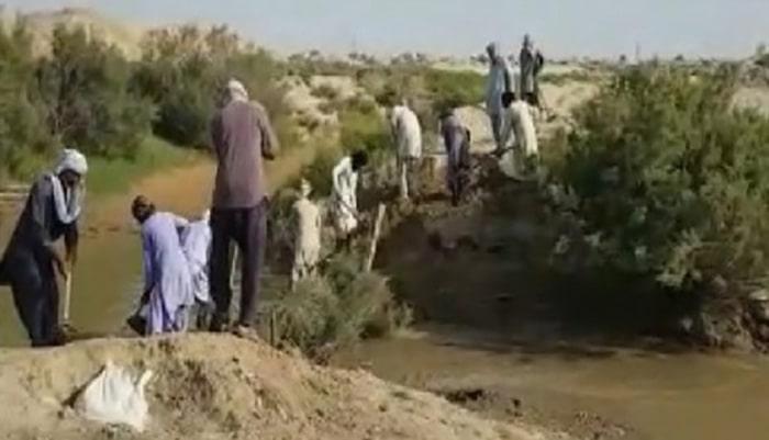 تجمع کشاورزان هیرمند