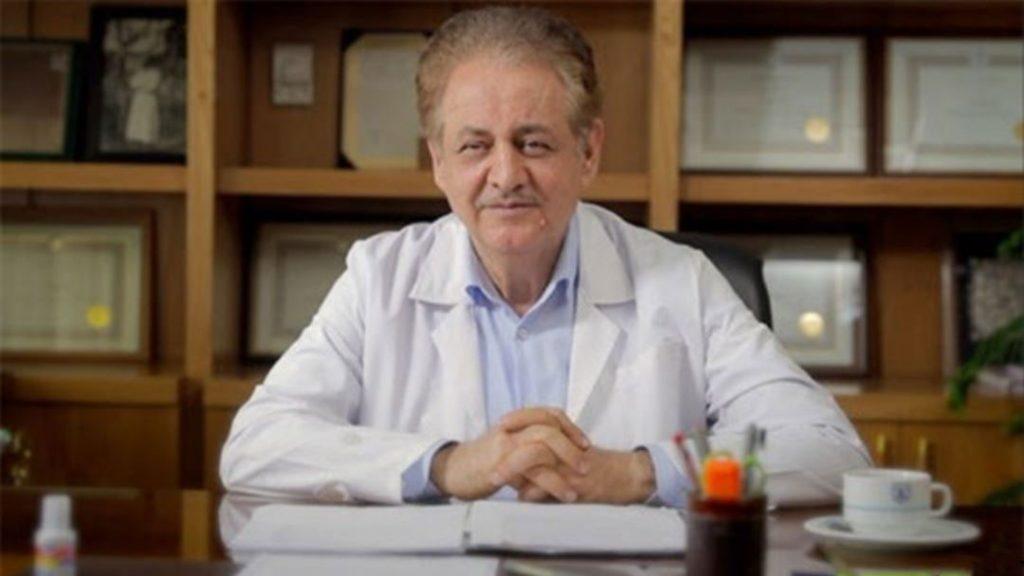 مسعود مرادنی ، عضو کمیته علمی ستاد مقابله با کرونا