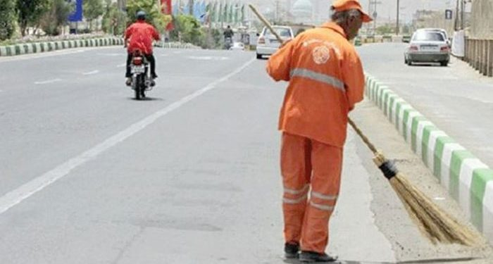 کارگران شهرداری جهرم