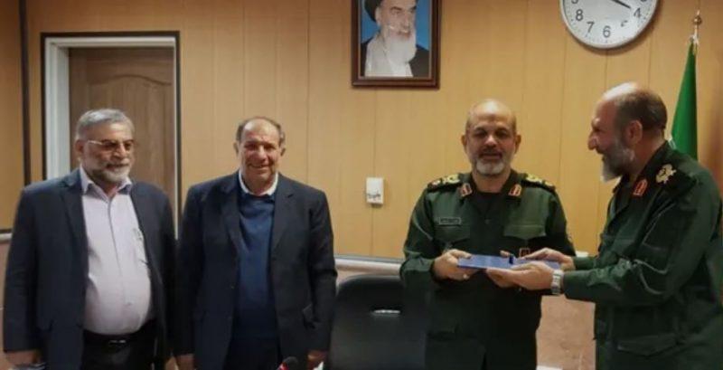 افشای سایت هستهای جدید ایران