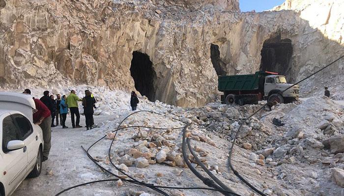 معدن سنگ کردآباد تفت