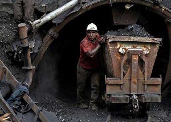 کارگر معدن ذغال سنگ