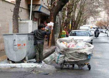 کودکان زباله گرد تحت ستم و استثمار ارباب